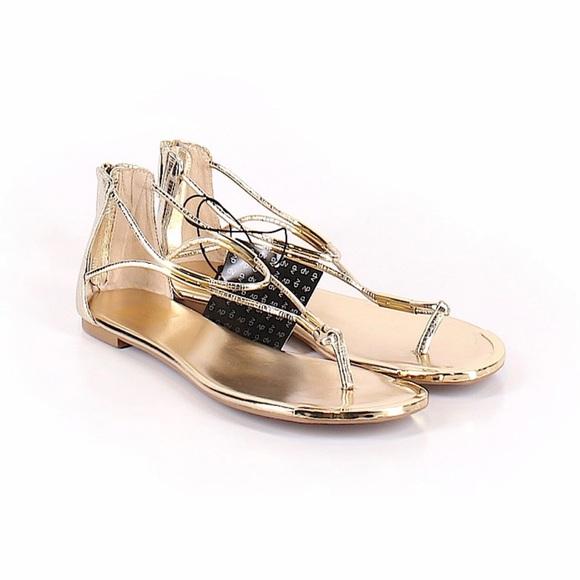 25abdb1bb Cute Gold Sandals!